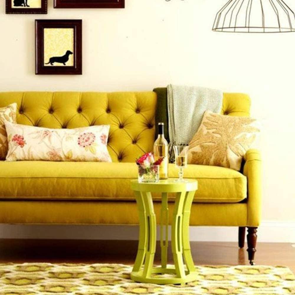 décoration intérieure avec canapé vintage retro capitonné